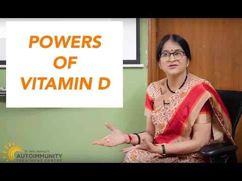 Embedded thumbnail for Powers of Vitamin D