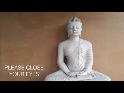 Embedded thumbnail for GUIDED BREATH MEDITATION
